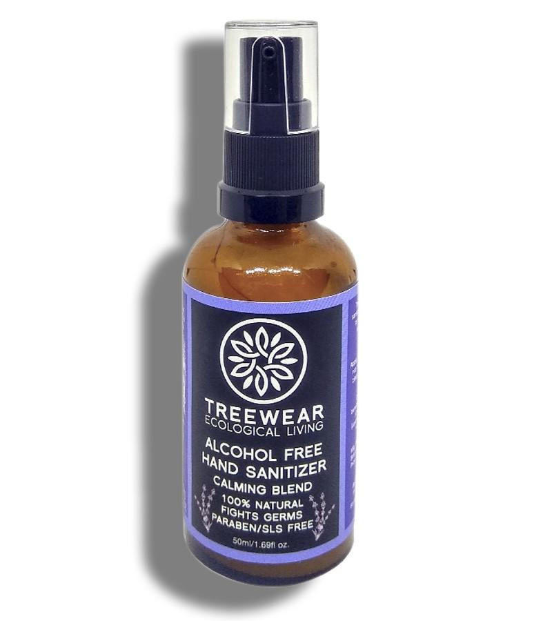 Treewear + hand sanitizer + Natural Hand Sanitizer - Calming Blend + 50 ml + buy