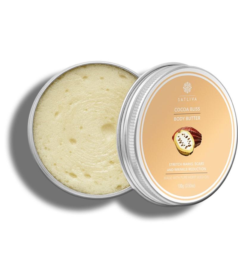 Satliva + body butters + creams + Cocoa Bliss body butter + 100g + shop