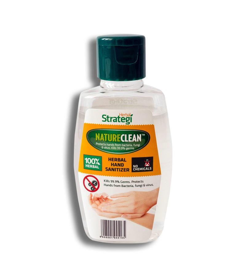 Herbal Strategi + hand sanitizer + Hand Sanitizer + 100 ml (min qty 3) + buy