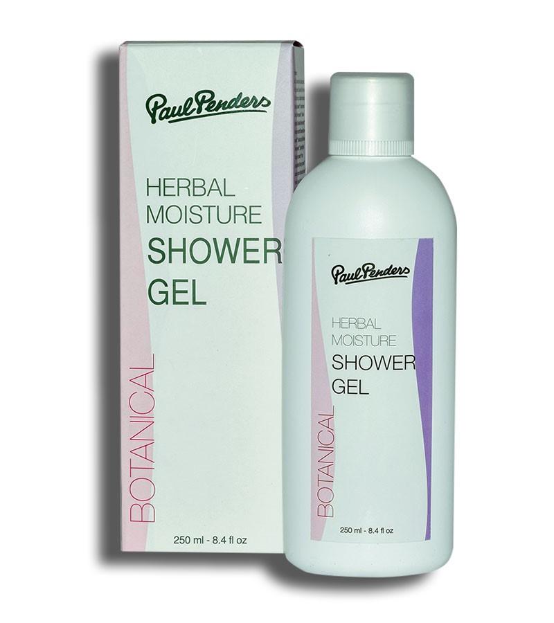 Paul Penders + shower gel + body wash + Herbal Moisture Shower Gel + 250 ml + shop