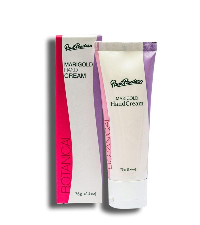 Paul Penders + body butters + creams + Marigold Hand Cream + 75 gm + shop