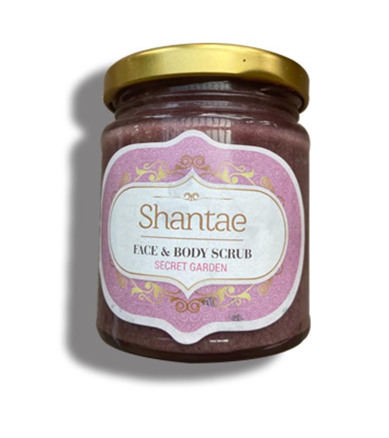Shantae + body scrubs & exfoliants + Face and Body Scrub Secret Garden + 200 gm + buy