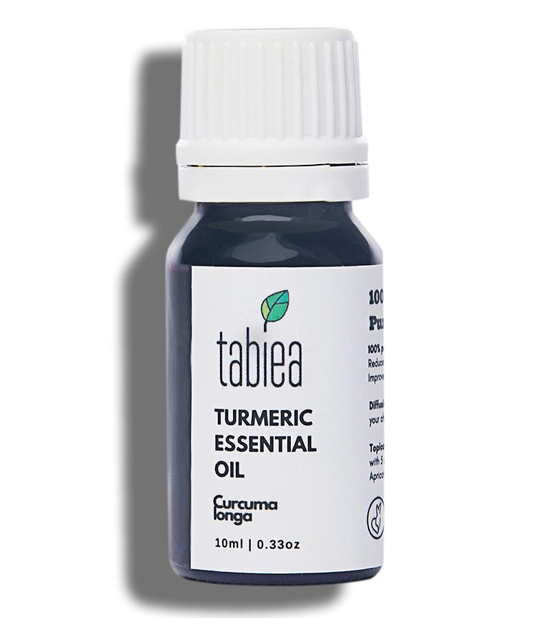 Tabiea + essential oils + Turmeric Essential Oil Organic + 10 ml + buy